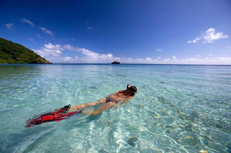 Fiji Snorkelling Tui Tai