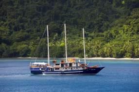 Tui Tai -- Fiji Cruise