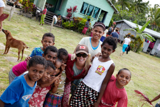 Holly Beck Humanitarian Trip