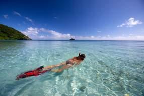 Fiji Snorkeling